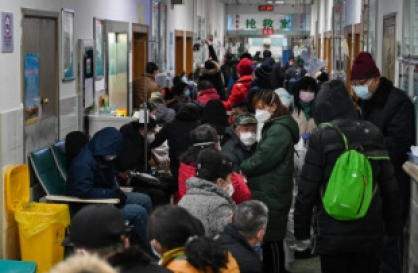 China counts 2,700 cases of new virus, 80 deaths