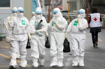 50% of coronavirus patients recovered in S. Korea