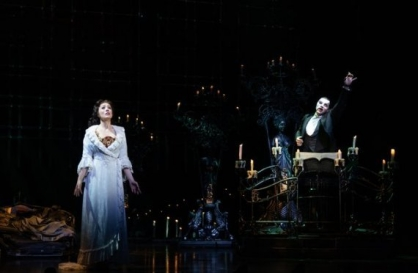 'Phantom of Opera' production confirms 2 cases of COVID-19, others test negative