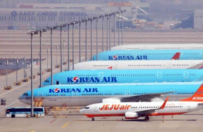 Korean Air calls for 6-month work stoppage for 70% of workforce