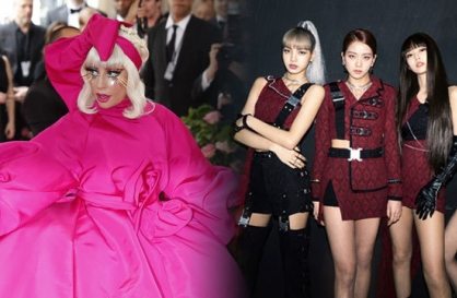 Lady Gaga song featuring K-pop act BLACKPINK tops 57 iTunes charts