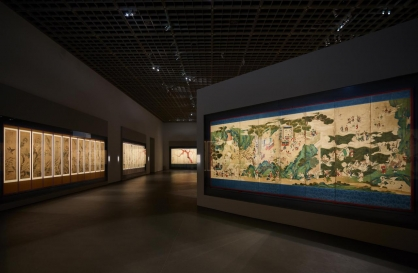 Amorepacific Museum of Art unveils its antique art collection for first time