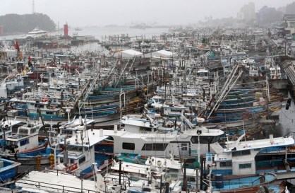 Sigh of relief as typhoon leaves no major damage