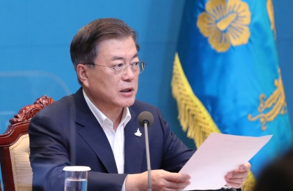 Moon apologizes over killing of Seoul official by North Korea