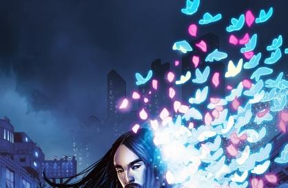 Steve Aoki, Tom Bilyeu harness webtoon power with 'Neon Future'