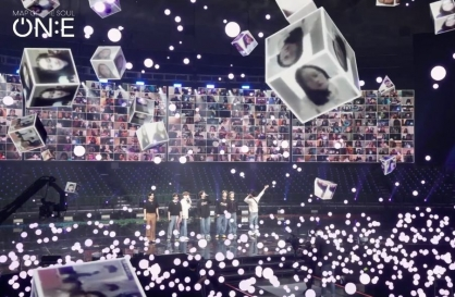 [Herald Review] BTS and ARMYs virtually yet strongly connected in 'Map of the Soul: ON:E'