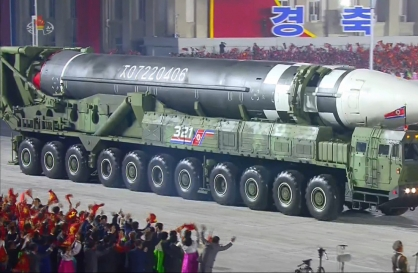 N. Korea's new missile looks 'monstrous' but will it work?