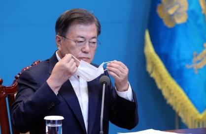 S. Korea set to implement mandatory mask use