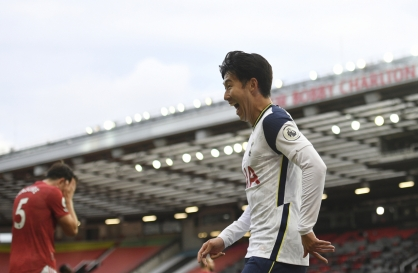 Tottenham's Son Heung-min has mixed feelings about documentary on club