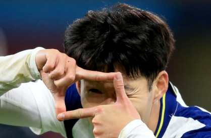 Tottenham's Son Heung-min scores 8th goal, leads Premier League scoring