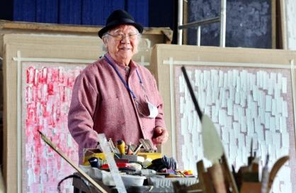 Dansaekhwa master Ha Chong-hyun makes best of adversity