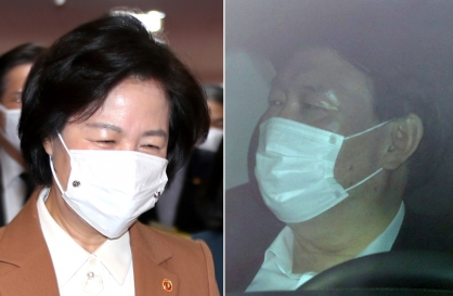 Justice minister, top prosecutor headed toward legal showdown