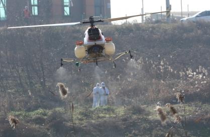 S. Korea ups response against highly pathogenic bird flu