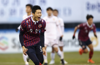 Suwon FC earn promotion to K League 1 with last-gasp penalty