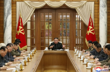 NK leader 'harshly criticizes' economic agencies ahead of party congress