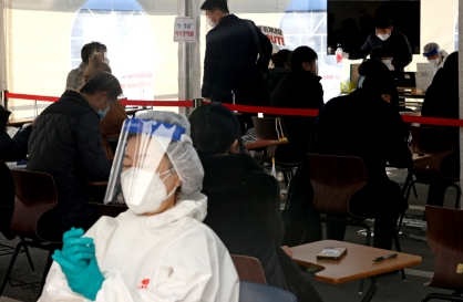 Health authorities begin last-ditch prep for virus control during Suneung