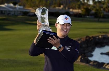 Kim Si-woo captures 3rd PGA Tour victory