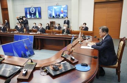 South Korea, Uzbekistan agree to begin free trade talks