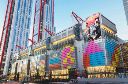 [From the scene] Seoul's newest, biggest department store offers new shopping experience