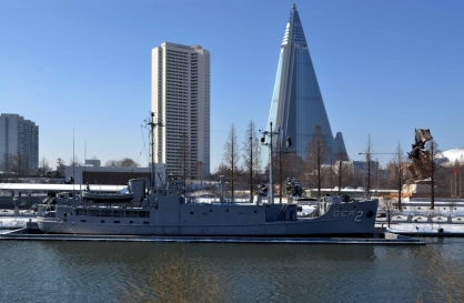 US court orders NK to pay $2.3b in damages to USS Pueblo crew
