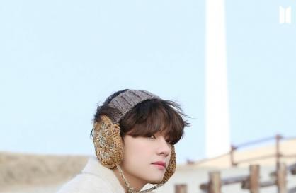 BTS' V drops hint for mixtape