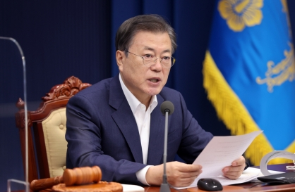 Moon orders probe of housing officials' alleged property speculation
