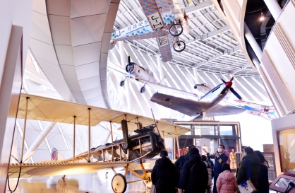 National Aviation Museum of Korea captures remarkable advances over the past 100 years