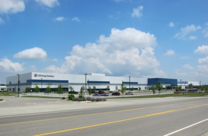 LG-GM joint venture to build second US battery plant in Tennessee