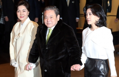 Artworks held by late Samsung chairman likely to be donated to MMCA, National Museum of Korea