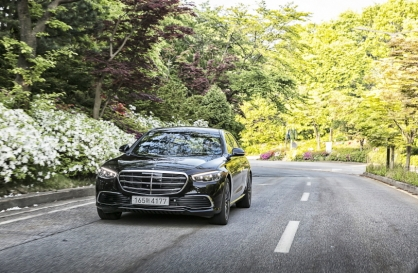 [Behind the Wheel] Mercedes-Benz S-Class returns with smart technology twist