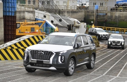 Hyundai signs deal to export 500 Palisade SUVs to Congo