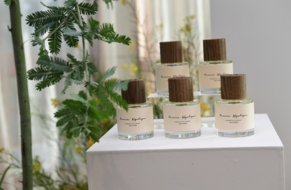 Han Sung Motor rolls out third signature perfume