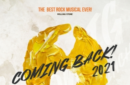 Musical 'Hedwig' to return with Cho Seung-woo