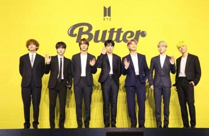 "[Today's K-pop] BTS' ""Butter"" has no copyright infringement: label"