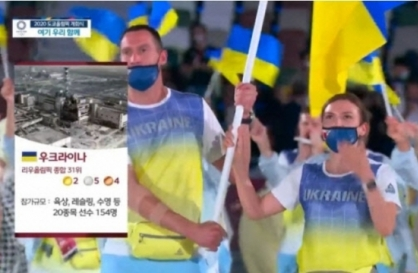 [Tokyo Olympics] South Korean TV network apologizes for offensive Olympic broadcast