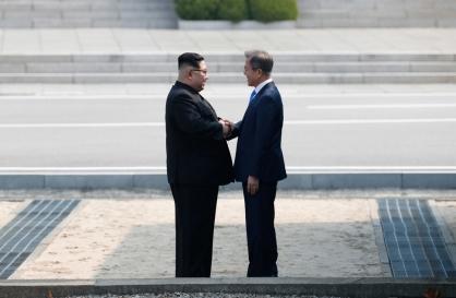 Hotlines restored between two Koreas