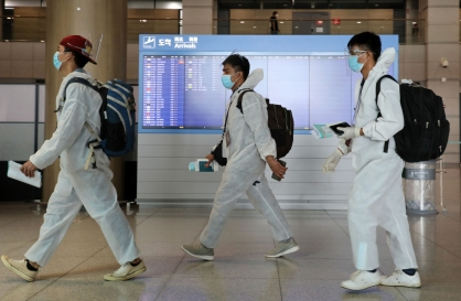 Students from 26 countries advised to travel to Korea after 70% first-dose vaccination rate