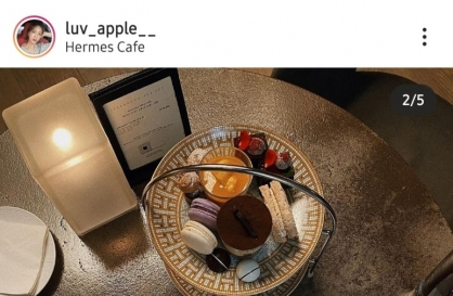 [Feature] Expensive tastes: Luxury labels create cafes in Korea