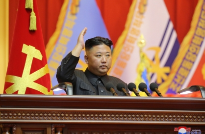 Kim Jong-un reached out first to reopen hotlines: spy agency