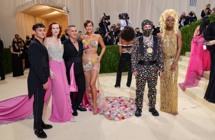 'Fashion's biggest night out'
