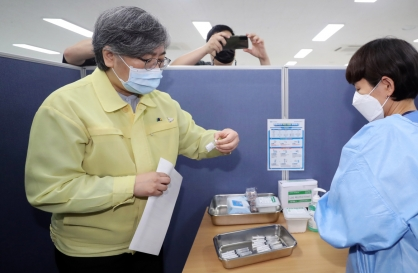 Almost 70% of Korea is at least partly vaccinated against COVID-19 -- now what?