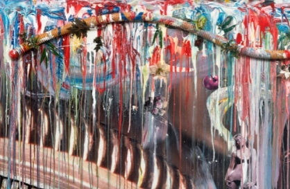 Avant-garde artist Kim Ku-lim shows Yin and Yang series at Gana Art Center