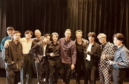 BTS, Coldplay team up for 'My Universe,' full roll-out unveiled