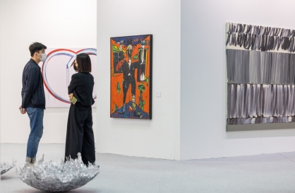 20-year-old KIAF Seoul records largest-ever sales