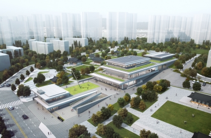 Media art-centric Ulsan Museum of Art to open in January