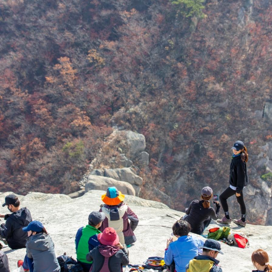 Millennials make hiking hip in COVID-19 times