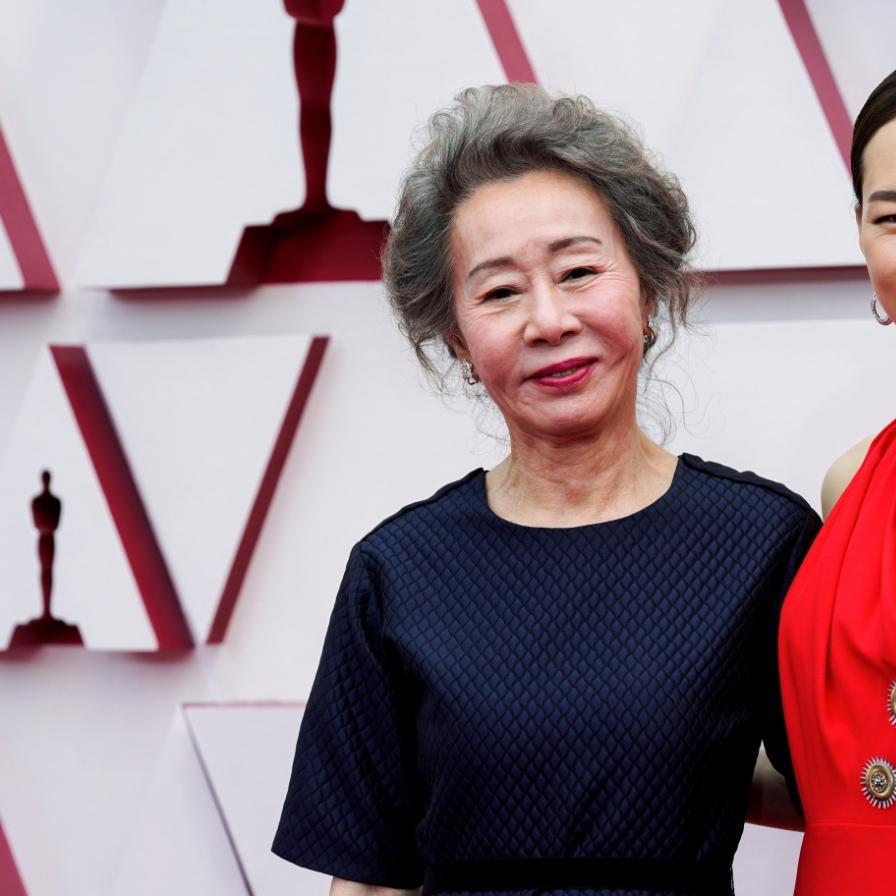 Youn makes history at the Oscars