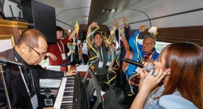 ASEAN delegation relishes ASEAN-Korea Train, future of ASEAN-Korea