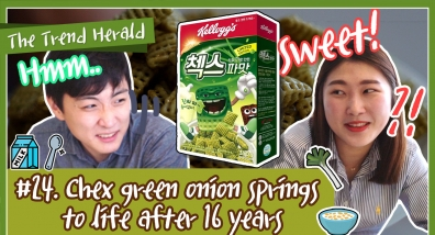 Chex green onion springs to life after 16 years
