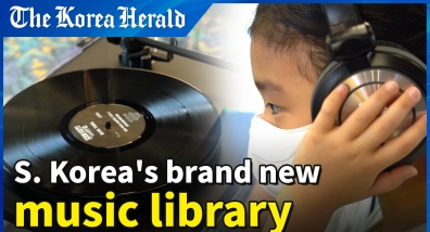 New public music library opens in Uijeongbu